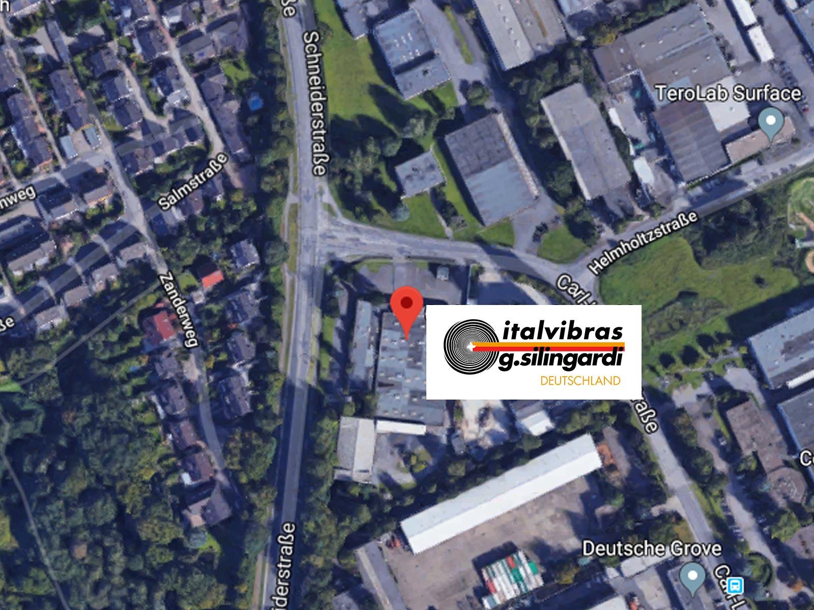 Neuer Firmensitz für Italvibras Deutschland GmbH